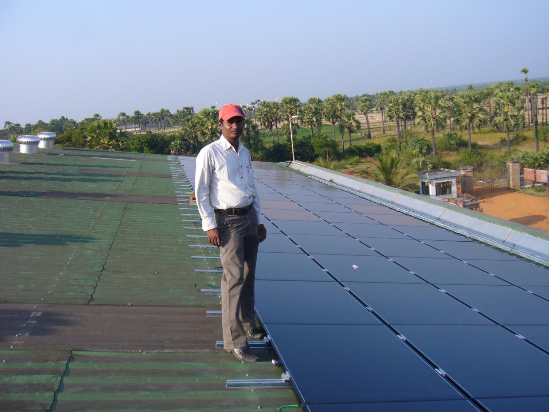 100KW at Praj Rajahmundry, Andhra Pradesh