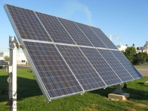 Solar Tracker Solar Tracking System Dual Axis Solar