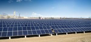 uttlity-solar-plant