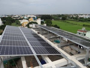 10KW at Arka Chennai
