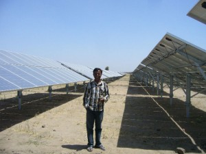 14:1 SCBs for 1MW solar plant installed in Surendranagar, Gujarat