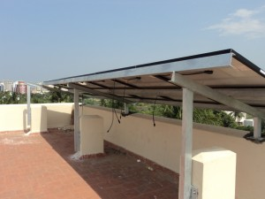 5KW at Enfinity Chennai