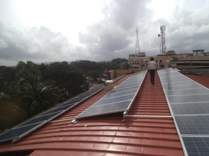 5KW at Mangalore, Karnataka